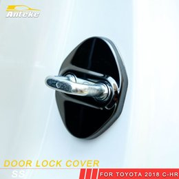 Automobiles & Motorcycles Interior Accessories Car Door Lock Cover Protecting Cover Anti-corrosive For Chevrolet Camaro 2016 2017 Accessories Car Styling