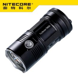 $enCountryForm.capitalKeyWord Australia - NITECORE 4000Lm TM06S CREE XM-L2 U3 LED Led Flashlight Waterproof without 18650 Torch Outdoor Camping Search Free Shipping