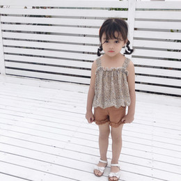 Hottest Girl Short Pants NZ - cat1998 new hot sale New hot children's wear Solid color shorts lace pants children's wear Girls, children's wear