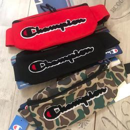 455c74bb16 Leinwand Champions Brief Gürteltasche Marke Fanny Packs Mit Retail Tag  Cross Body Mini Taschen Brusttasche Reise Einkaufen Gürteltaschen B3141