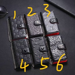 Flower Flip phone case online shopping - Embossed flower letter leather flip leather wallet phone case cover for iphone XS max Xr X plus plus plu S with card slot