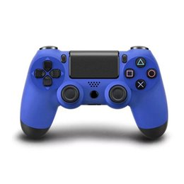 Station Wireless Controllers Australia - Bluetooth PS4 Controller for PS4 Vibration Joystick Gamepad Wireless PS4 Game Controller for Sony Play Station