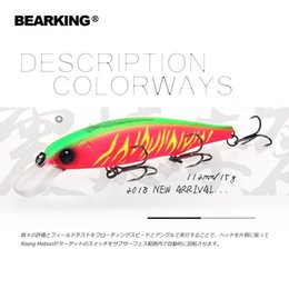$enCountryForm.capitalKeyWord Australia - Bearking 2018 New hot model 112mm 15g fixed weight system fishing lures hard bait dive 1.5m quality wobblers minnow