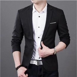 Wholesale 2019 Men Wedding Groom Tuxedos Groomsman Colors Hight Quality Mens blazers Jacket New Arrivals Masculino One Button M to XL