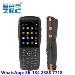 collector data Australia - Portable Handheld Terminal 2D Data Collector Rugged Barcode Scanner Android PDA
