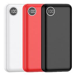 Lg portabLe power bank online shopping - JOYROOM Power Bank mAh Portable Charger D M198 Luxury External Battery Charging Powerbank for iphone samsung LG