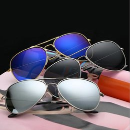 3f4193c80fe0 Discount frogs sunglasses - Retro Sunglasses Metal Pilot Sunglasses Men  Women Oval Frame Frog Mirror Prescription
