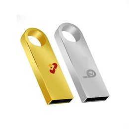 128gb Flash Drive Australia - Flash drive U disk USB 3.0 creative metal waterproof movable U disk high speed 4GB 8GB 16GB 32GB 64GB 128GB factory direct sale