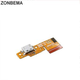 charging charger port dock connector Australia - ZONBEMA 10pcs New USB Dock Connector Port Charging Charger Flex Cable Board For Lenovo Tablet Pad Yoga 10 B8000 B8080