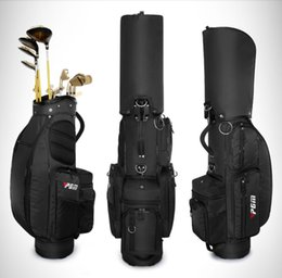 Wholesale Pgm Multifunctional Golf Standard Ball Bag With a Password Lock Travelling Sports Bags Retractable Stand Caddy Bags D0479
