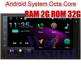 $enCountryForm.capitalKeyWord Australia - Android 8.1 Auto Radio Bluetooth USB SD 2 Din Universal GPS Navigation Player