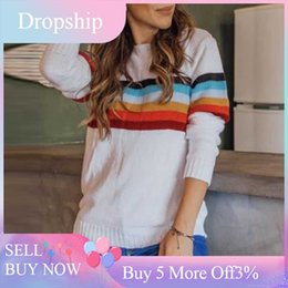 Korean style sweater online shopping - Autumn winter women sweaters and pullovers korean style long sleeve casual crop sweater slim knitted jumpers sweater muje g2