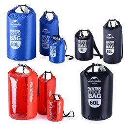 $enCountryForm.capitalKeyWord Canada - 5L   20L   60L Outdoor PVC Waterproof Dry Sack Storage Bag Rafting Sports Kayaking Canoeing Swimming Bag with Window #28951