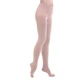 24aadfdc429 Women Compression Pantyhose Australia - Opaque Open Toe Compression  Stockings Women Pantyhose - Absolute Support Medical