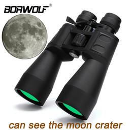Chinese  Borwolf 10-380X100 High magnification long range zoom 10-60 times hunting telescope Binoculars HD Professiona Zoom C18122601 manufacturers
