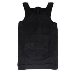 $enCountryForm.capitalKeyWord Australia - Men Corset Body Slimming Wraps Tummy Shaper Vest Belly Waist Girdle Shapewear Underwear Weight Loss Fats Burn