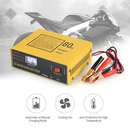 6v lithium batteries online shopping - 6V V Intelligent battery charger Automatic Pulse Repair Type Maintainer for Lead Acid Battery Lithium W AC110V V