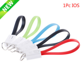 Outdoor Portable USB Kabel für iPhone Micro IOS Type-c Ladegerät Micro USB Kabel für Schlüsselanhänger Handy-Kabel