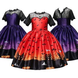 $enCountryForm.capitalKeyWord NZ - Fancy Baby Girls Dress Halloween Vestidos Christmas Princess Party Clothes Lace Hollow Cosplay Holiday Dress Formal Clothing
