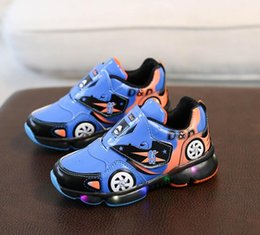 blue cow cartoon Australia - New Cartoon Sports Shoes in Autumn and Winter