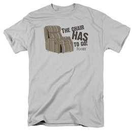 """Chair Sleeves Australia - Frasier """"The Chair"""" T-Shirt - Adult, Child T-Shirt Short Sleeve Brand 2018 New Arrival Funny Mens Tops Cool O Neck T-Shirt"""