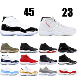 2ed3acfbe76e SneakerS high man online shopping - 11 XI High Men Basketball Shoes Olive  Lux Concord Platinum
