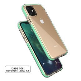 $enCountryForm.capitalKeyWord Australia - For IPhone 11 Case Clear 6.1 Inch,Clear Case With Soft TPU Bumper [Slim Thin] Protective Phone Case For Apple IPhone 11 2019,Crystal Clear(W