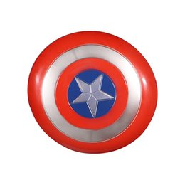 $enCountryForm.capitalKeyWord Australia - The Avengers Shields Toy Captain America Action Figure Christmas Halloween Cosplay 30cm Wear Resistant 10wh F1