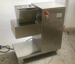 free cutter Australia - Free shipping 2 Pieces   Lot QW Model Restaurant Meat Cutter For Chicken  Beef  Vertical Multifunctional Meat Cutting Machine