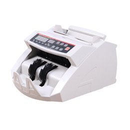 Discount cashing money machine - Bill Counter Money Counter Suitable for EURO US DOLLAR etc Multi-Currency Compatible Cash Counting Machine