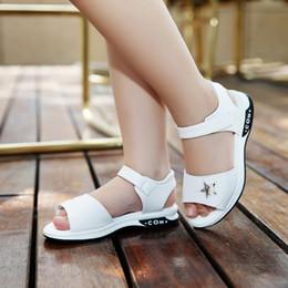 $enCountryForm.capitalKeyWord Australia - Sandals New Flat Beach Summer Girls Children Princess Shoes Q190601