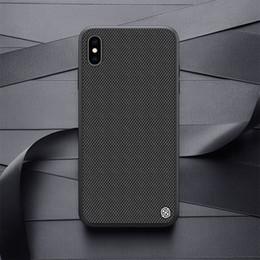 $enCountryForm.capitalKeyWord Australia - wholesale Case for iphone XS Max   XR Textured Nylon fiber case back cover for iphone XS   XS MAX durable non-slip Thin and light