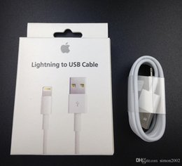 Iphone charger usb cable 4s online shopping - 1M FT Pin Lightning USB Cable Sync Data Charging Cords Charger White Line with Retail Box for iPhone s iphone Pl New IOS