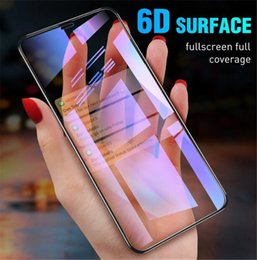 $enCountryForm.capitalKeyWord Australia - For Iphone XR XS Max 6D Full Coverage Tempered Glass 6D Curved Screen Protector Film Guard for iphone 8 plus 7 6s