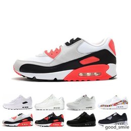 classic leather golf shoes UK - Cheap Sale Viotech Be True Infrared fashion men sneakers Classic 9-0 Mistape South Beach ESSENTIAL Red Women 9-0s Designer Running Shoes