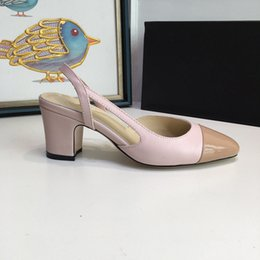 $enCountryForm.capitalKeyWord Australia - 2019 Women High Heel Sandals, Classic Nude Leather Beige Gray Pumps for Ladies Party, Wedding Dressing Shoes mf190523