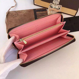 Handbags for japan online shopping - Amazing Stars Quality Top Designer Zippy Around Women s Long Leather Wallet Paris Show for Women M41894 Lady Handbag Card Holder