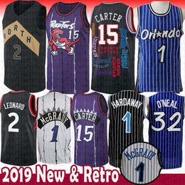 dfe19d41a1b NCAA Kawhi 2 Leonard University Jersey Vince 15 Carter Tracy 1 McGrady  Penny Anfernee Hardaway Shaquille 32 O Neal College Basketball Jersey