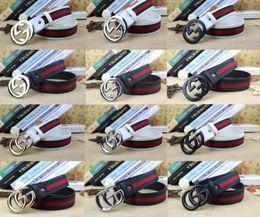Big Size Belts For Men Australia - men designer belts Fashion luxury leather belt good quality mens men and womens women belt Women for men Big Gold Buckle with size 105-120cm