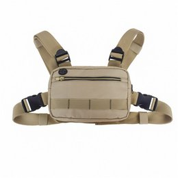 TacTical waisT pack pouch online shopping - Outdoor Tactical Backpack Sport Bag Pack Shoulder Backpack Multifunctional Waist Bag Running Hiking Hip Hop Outdoor Fanny Pack Pouch M105Y