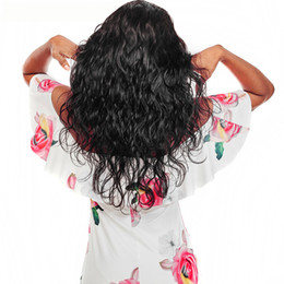 Discount weaves for african hair - Yibeilu 8A Grade Brazilian Body Wave Human Hair Bundles Weave Hair Human Bundles Brazilian Virgin Hair For African Ameri