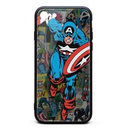 $enCountryForm.capitalKeyWord Australia - Marvel Comic Book Captain America Covers Collage iphone cases best protective case cheap phone cases fancy top case hippie vintage scratch-r