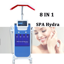 oxygen therapy equipment NZ - Pure Oxygen Water Jet Peel Facial Machine BIO Face Lift Wrinkle Remover oxygen therapy Hydrafacial equipment on sale
