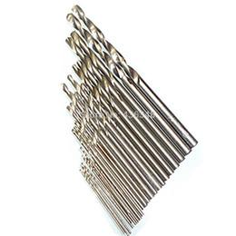 Hss Twist Drill Bits UK - Tools Bit 25 Piece Micro Hss Twist Drill Bit 0.5mm-3mm High Speed Steel Small Mini Model Craft Drill Bits Jewellery Watch