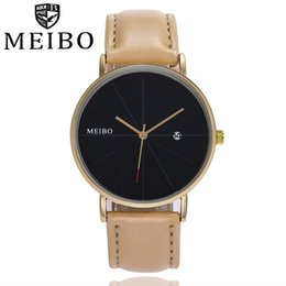 $enCountryForm.capitalKeyWord Australia - MEIBO Womens Casual Quartz Leather Band Newv Strap Watch Analog Wrist Watch Bracelet Watches Brand Luxury Ladies New M4