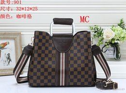 Discount pvc dress bags - Women's handbag classic small series of fashion hot mom Lady chain bag elegant bulk corrugated woman Leather Should