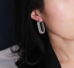 Irregular pearl earrIngs online shopping - Famous European designer jewelry Plated k gold natural irregular shaped pearl pendant earrings women Birthday Christmas Gift