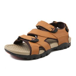 $enCountryForm.capitalKeyWord UK - YRRFUOT Men's Outdoor Casual Shoes Light Breathable Trend Man Sandals High Quality Hot Sale Non-slip Summer Beach Shoes Hot Sale