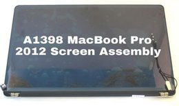 "apple macbook pro a1398 Australia - LCD LED Screen Assembly for MacBook Pro 15"" A1398 2012 Early 2013 Retina 661-6529 661-7171"