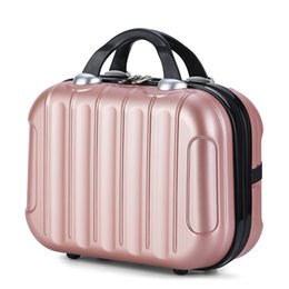 making light box Australia - Travel Makeup Bag Fashion Large Capacity Cosmetic Case Women Necessary Waterproof Make Up Suitcase SH190918